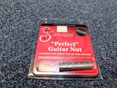 NEW Grover GP1103 'Perfect' Guitar Nut Steel