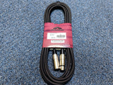 NEW Stadium MPC24025 Mic Cable Black