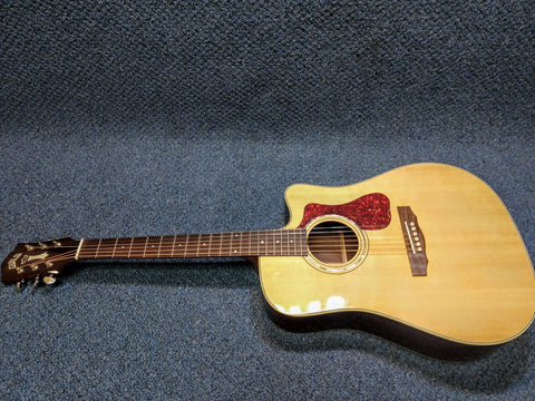 NEW Guild D-150 CE Acoustic Electric Guitar Cutaway Dreadnought With Case