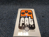 NEW Pigtronix Fat Bass Drive Effects Pedal