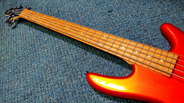 NEW Ibanez SR205-ROM 5-String Electric Bass Guitar