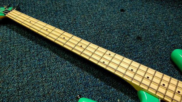 NEW Ibanez SRMD200K-AQG Mezzo Electric Bass Guitar