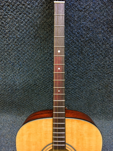 NEW Ibanez PFT2-NT Acoustic Tenor Guitar