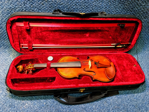 Dario Giovanni 4/4 Violin DG450VN w/Case and Bow