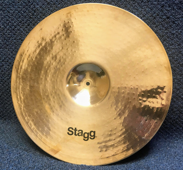 "NEW Stagg Furia 20"" Rock Ride Cymbal"