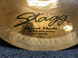 "NEW Stagg Furia 22"" Rock Ride Cymbal"
