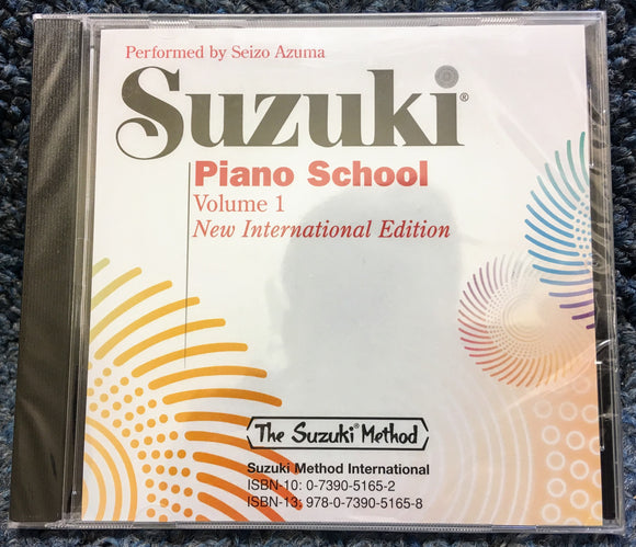 NEW Suzuki Piano School Volume 1 CD