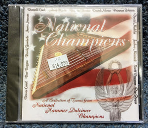 NEW A Collection of Tunes from National Hammer Dulcimer Champions CD