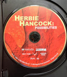"Herbie Hancock ""Possibilities"" Documentary DVD and audio CD"