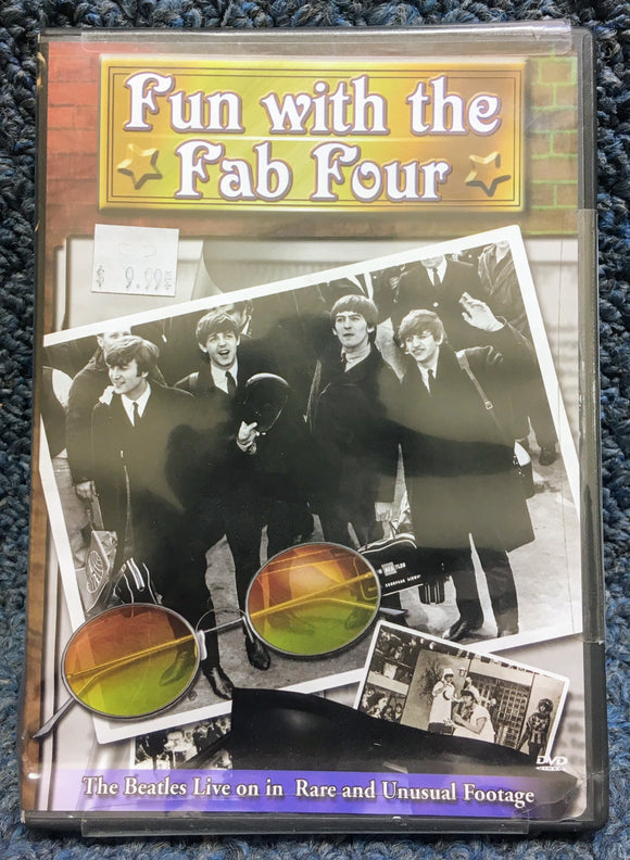 NEW Fun with the Fab Four Compilation DVD