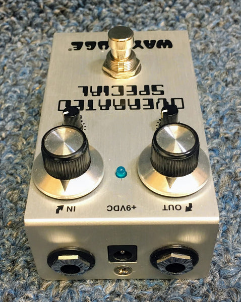 NEW Dunlop WM28 Way Huge Smalls Overrated Special Overdrive Pedal