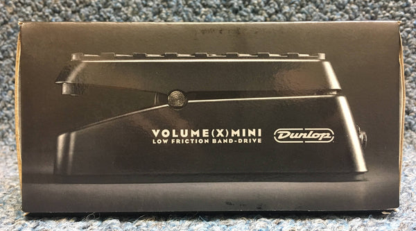 NEW Dunlop Volume (X) Mini Volume/Expression Pedal