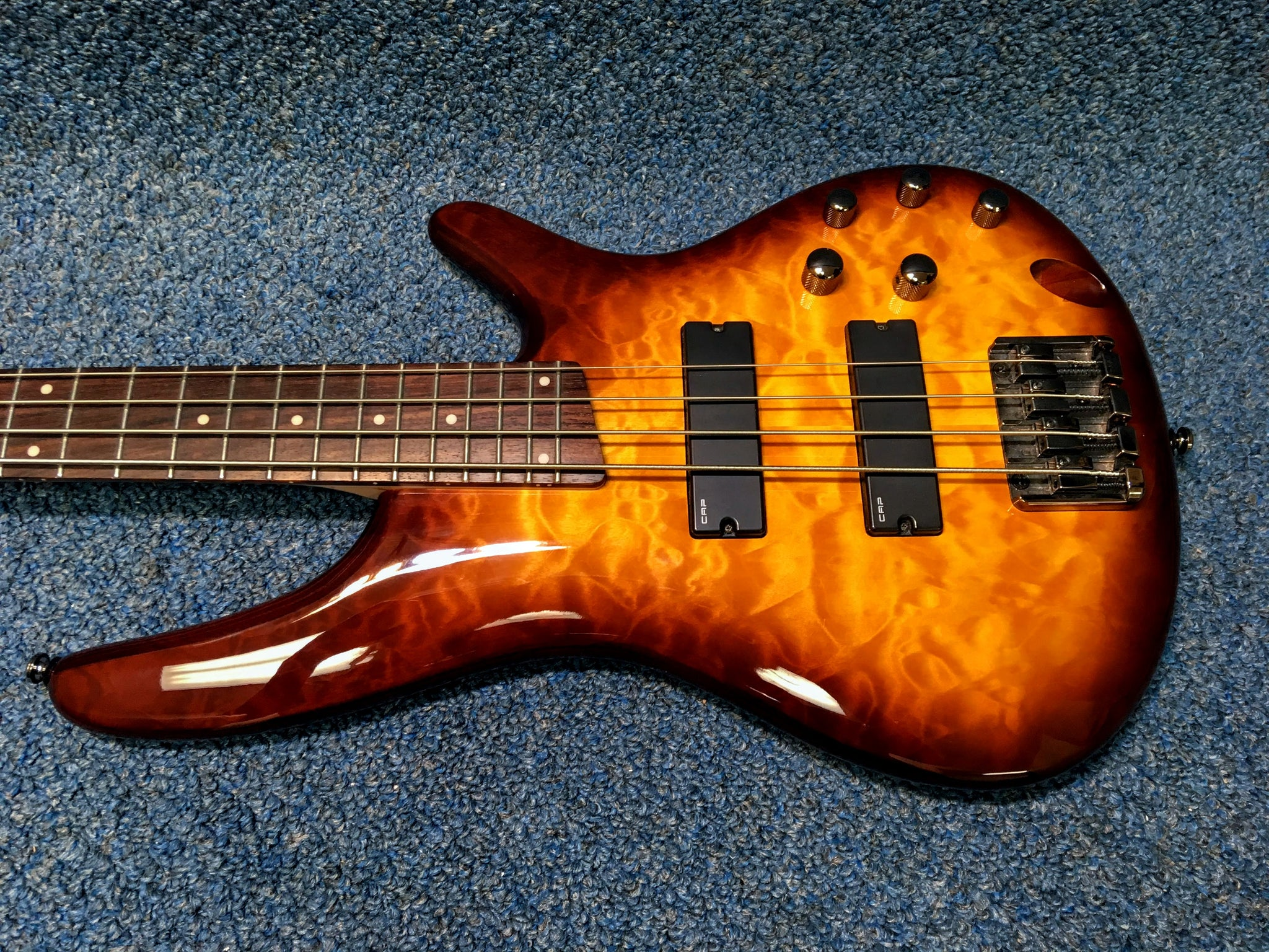 Ibanez Soundgear SR400QM Electric Bass