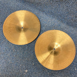 "Stagg AX 14"" Medium Hi Hat Pair"