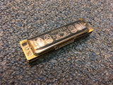 New Hohner Remaster Vol. II Harmonica Key of C w/Case and Online Lessons