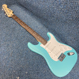 NEW Fender Squier Bullet Stratocaster HT Electric Guitar - Tropical Turquoise