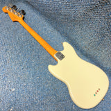 NEW Fender Squier Classic Vibe '60s Mustang Bass - Olympic White