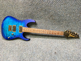 Ibanez RG421QM Solid Body Electric Guitar, Quilted Maple Top