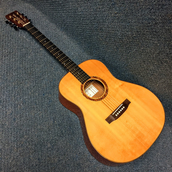 NEW Fitzpatrick AGS1 All Solid Acoustic Guitar