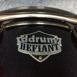 Ddrum Defiant Snare Black Sparkle 14""