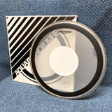 "NOS Aquarian 18"" Perfomance-2 Clear Tom Head w/ Power Dot"