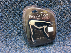 NEW Stage Mate Pro Action Quick Trigger Capo SMC-501SLV