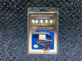 NEW Shubb Polished Nickel Steel String Guitar Capo C1