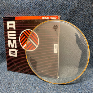 "NOS Remo 18"" Ambassador Clear Tom Drum Head"