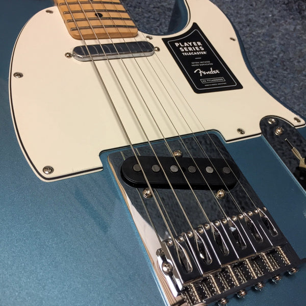 NEW Fender Player Series Telecaster Tidepool