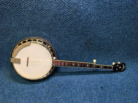 New Recording King RK-R36-BR Madison Resonator Banjo
