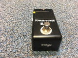 New Stagg BLAXX Power Tuner Guitar Effects Pedal