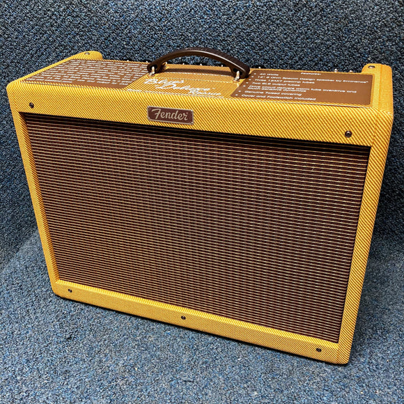 NEW Fender Blues Deluxe Reissue Guitar Combo Amp w/ Footswitch & Cover