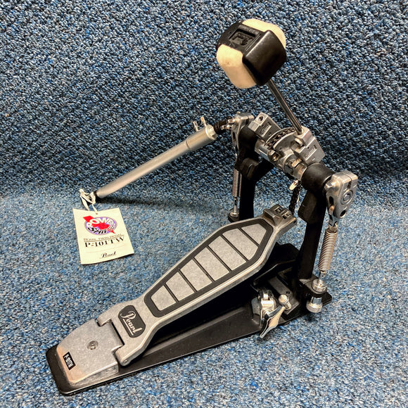 Pearl P-101TW Double Bass Drum Pedal (Right Side & Connecting Rod Only)