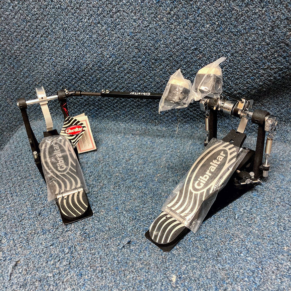NOS Gibraltar 4000 Series Double Bass Drum Pedal