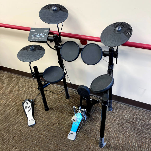 NEW Yamaha DTX432K Electronic Drum Kit w/ Bass Drum Pedal