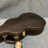 NEW Guardian CG018TP True Parlor Guitar Hardshell Case Black