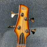 NEW Ibanez SR370E Electric Bass Brown Burst