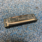 NEW Fender Blues Deluxe Harmonica Key of C