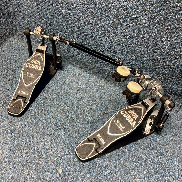 Tama Iron Cobra HP900TW Double Bass Drum Pedal w/ Case