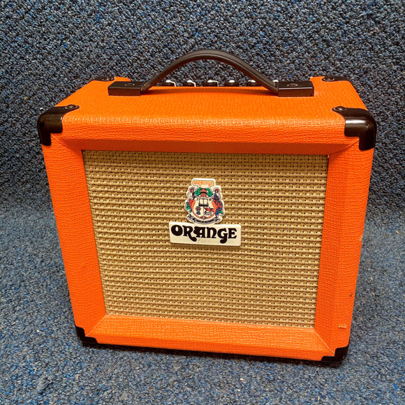Orange Crush 10 Guitar Practice Amplifier