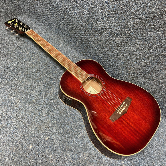 NEW Ibanez PN12E-VMS Acoustic/electric Parlor Guitar