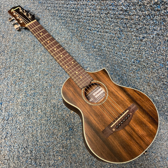 NEW Ibanez Piccolo Mini Guitar / Guitalele - EWP13-DBO