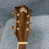 NEW Guild D260-CE Deluxe Dreadnought Acoustic Electric Guitar