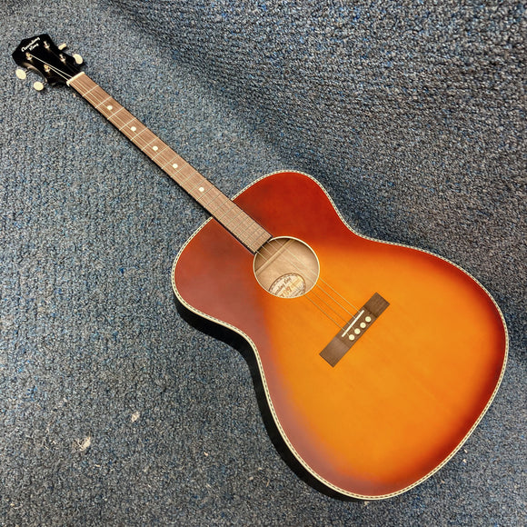 NEW Recording King Dirty 30's ROST-7-TS Tenor Guitar