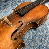 Stradivarius Copy 4/4 Size Violin MIG w/ Case & Bow