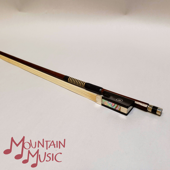 Vintage 4/4 Fully-Lined German Violin Bow
