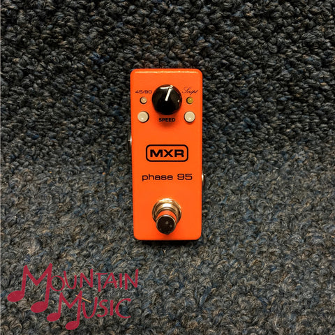 NEW Dunlop MXR M290 Phase 95 Mini Guitar Effect Pedal
