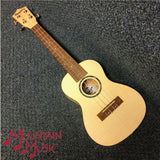 NEW Amahi Penguin Concert Ukulele PGUK550C Flame Maple w/Bag