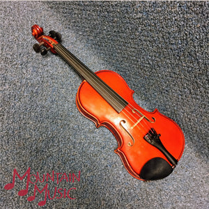 Musician VLN-2 1/2 Size Violin With Case and Bow