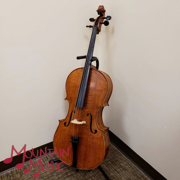 Paganini WR70 1/2 Size Cello w/ Bag and Bow
